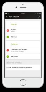 Loxone Smart Home App - Autopilot Designer