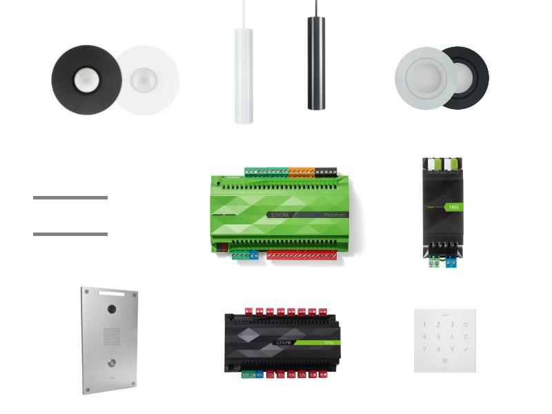 Loxone Planungstool Fur Neubauten Nachruster Smart Home Konfigurator